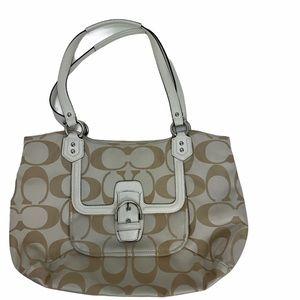 COACH Campbell Carryall Handbag F25294